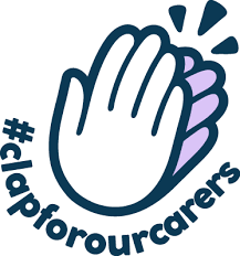 Clapping for carers
