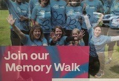Memory Walk 22 Sep 2018