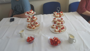 Cream Tea Afternoon 23rd July 2019, 2pm