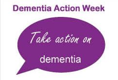 Dementia Action Week 20-24th May 2019