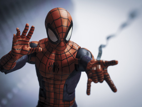 What event does Spiderman love to attend?