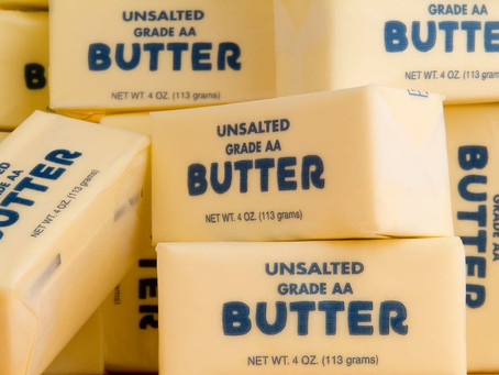 Did you hear the rumor about butter?