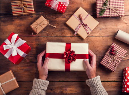 What is the best Christmas present ever?