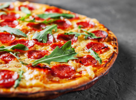 Why do we never tell jokes about pizza?