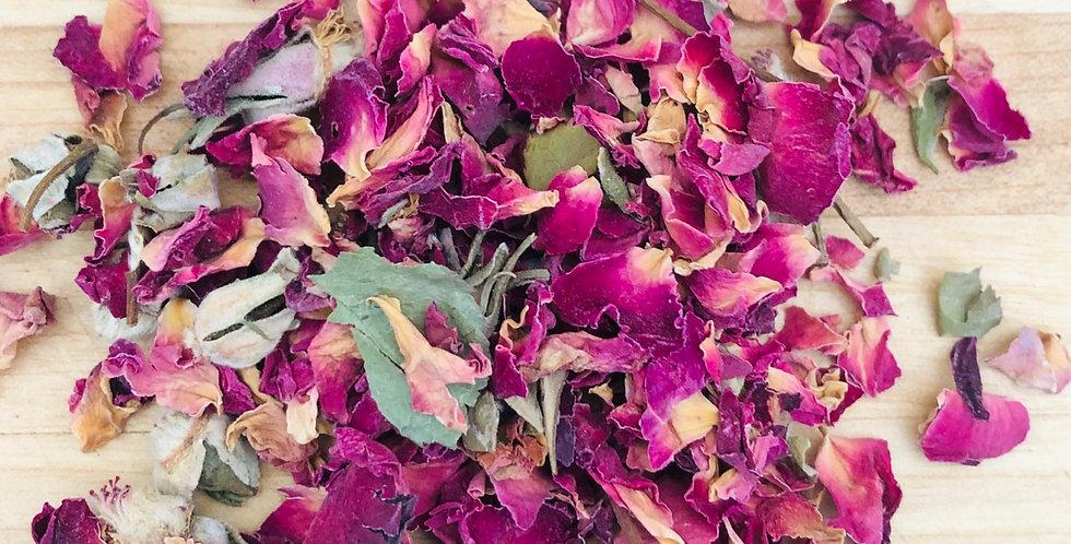 Organic Rose Petals (10 grams)
