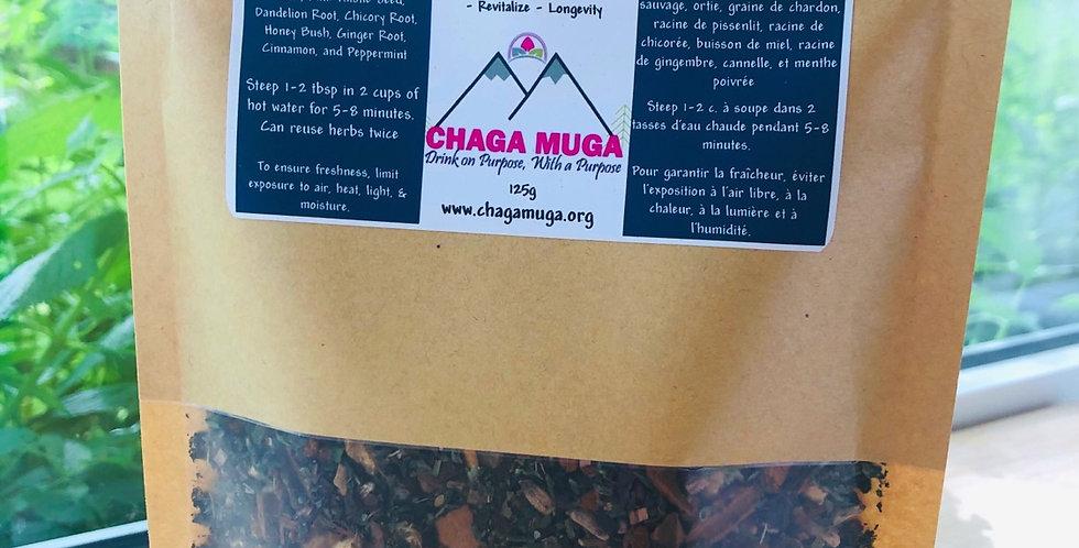 Chaga Detox and Recharge