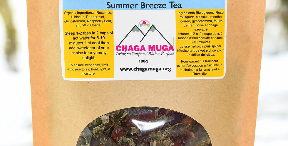 Summer Breeze Tea