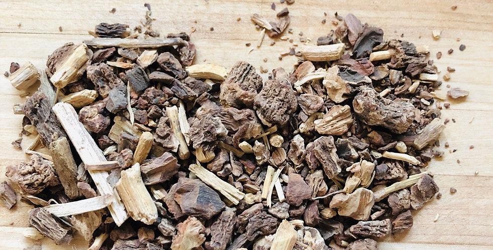 Organic Sarsaparilla Root (10 grams)
