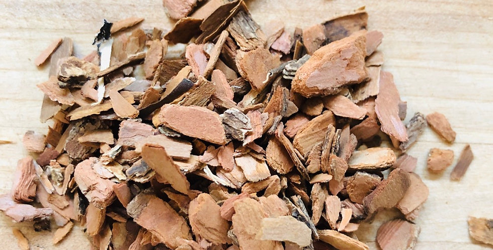 Organic Sassafras Root Bark (10 grams)