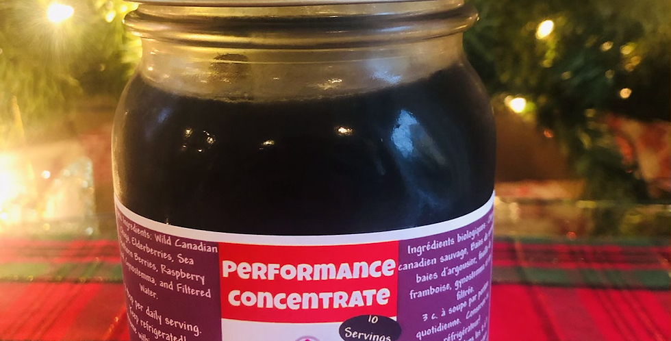 Performance Concentrate