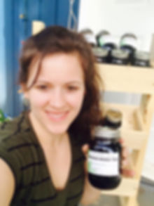 chaga, owner, creator, organic super food teas