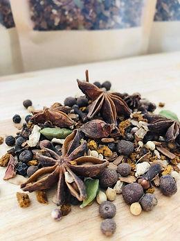 herbal teas blend