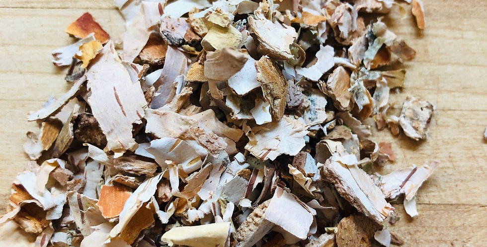 Organic Birch Bark (10 grams)