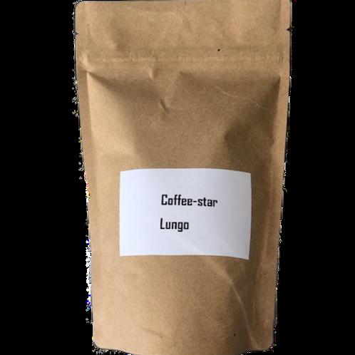 Coffee-star lungo bonen 1000 gr.