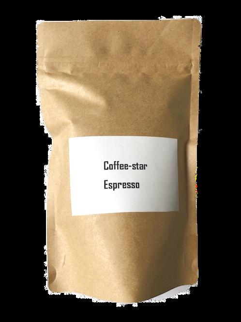 Coffee-star espresso bonen 1000 gr.