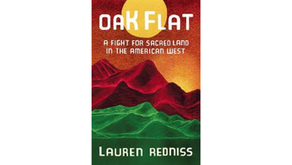 Oak Flat by Lauren Redniss