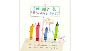 The Day the Crayons Quit by Drew Daywalt, Oliver Jeffers (Illus.)