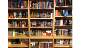 Mystery Movember at Collected Works                                   WEEK 2: Local Mystery Authors