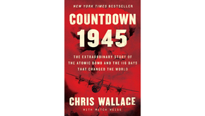 Countdown 1945 by Chris Wallace with Mitch Weiss