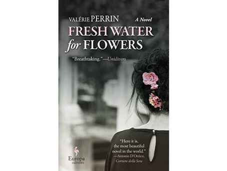 Fresh Water for Flowers by Valérie Perrin, Hildegarde Serle (Translator)