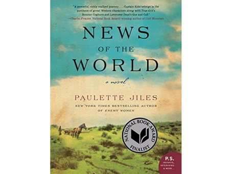 News of the World by Paulette Jiles