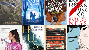 8 Young Adult novels for the avid, adventurous young reader!