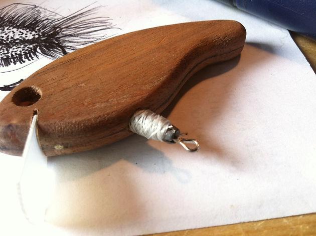Wooden Flat-Side Crankbaits