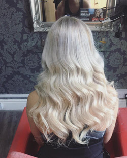 Angelslocks hair extensions