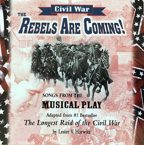 THE REBELS ARE COMING!