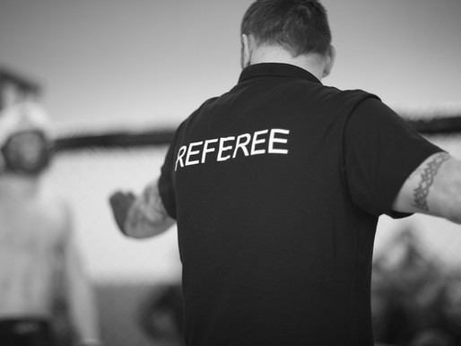Referees coaching and competing? A bad idea!