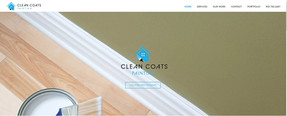 Clean Coats Painting