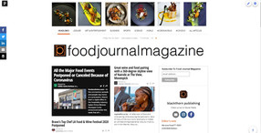 Food Journal Magazine