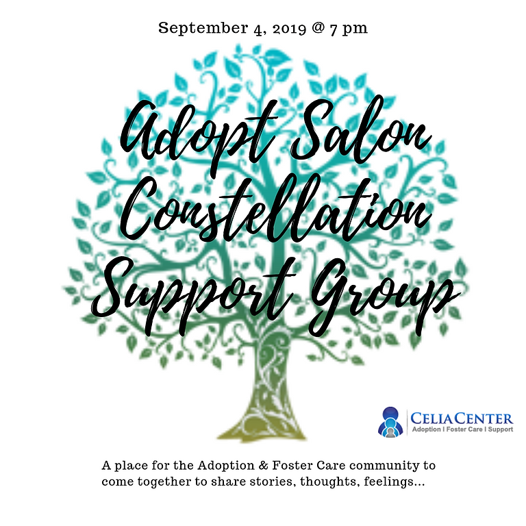 ADOPT SALON CONSTELLATION SUPPORT GROUP