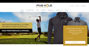 Five Hole Clothing Company