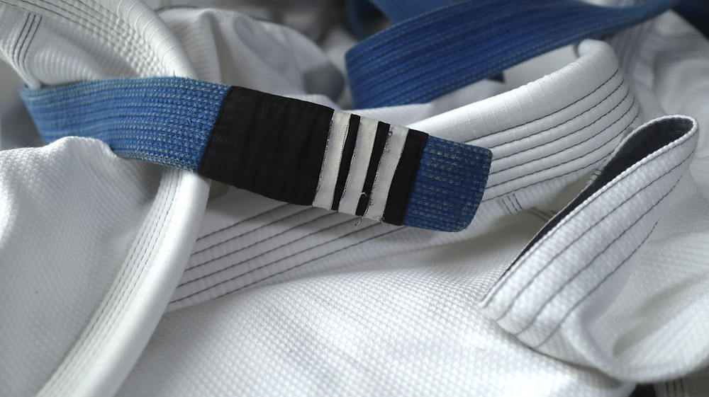 BJJ Report Blue Belt