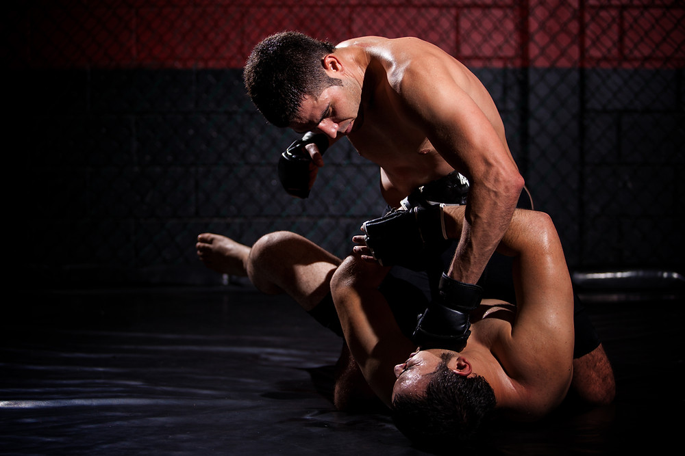 Cage fighters on BJJ Report