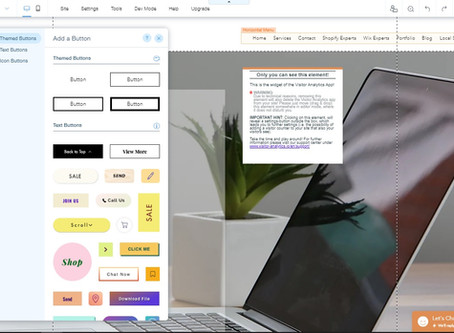 Why WIX is so amazing to build sites with???