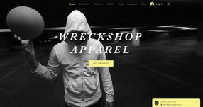 Wreckshop Apparel
