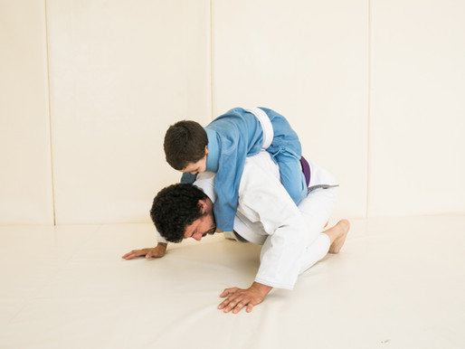 What its like to watch your 11 year old daughter train BJJ.