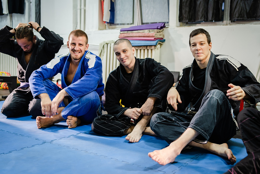 BJJ Report Refuse to Roll