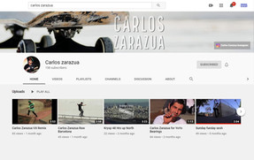 Carlos Zarazua You Tube Channel