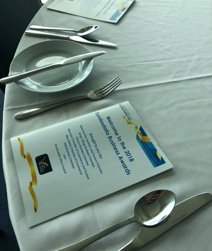 proudly sponsored by Eurobodalla Shire Council