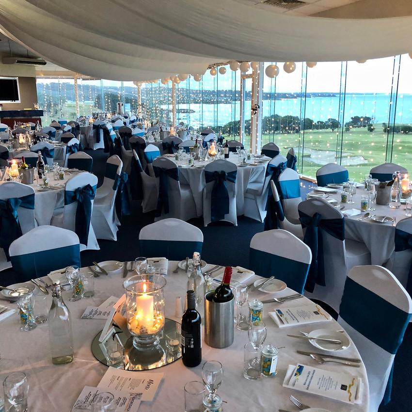 a stunning setting .. Narooma Golf Club