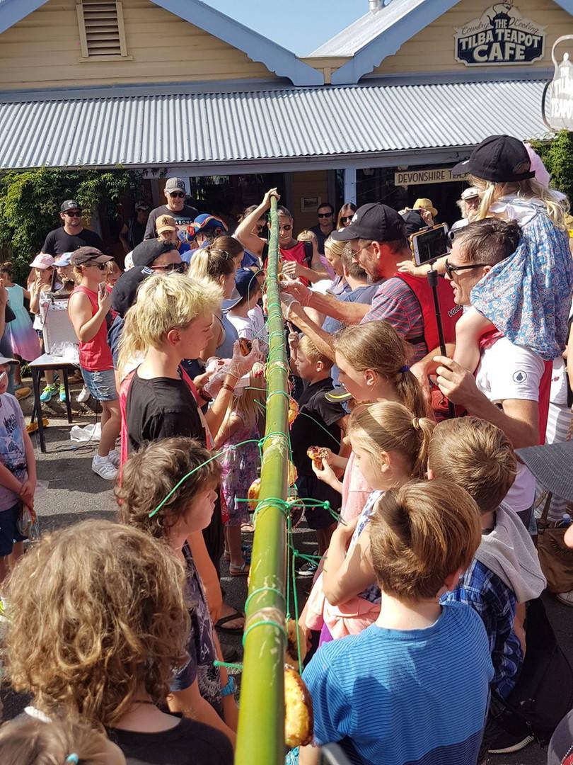 Tilba Festival Street Parade