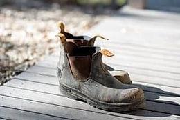 Boot Toss