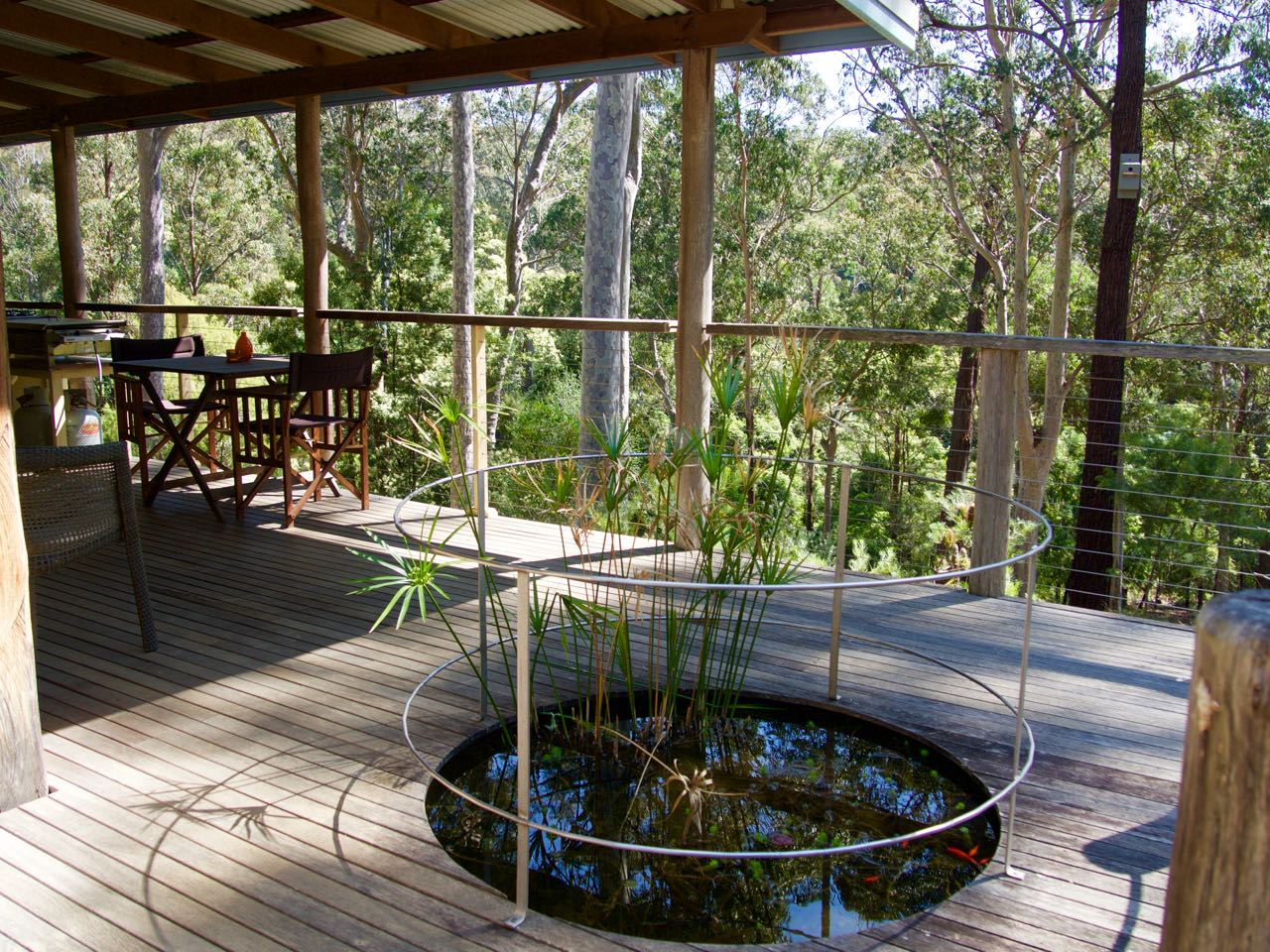 Lyrebird Lodge Tilba Accommodation