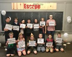 Escaped! 03:38