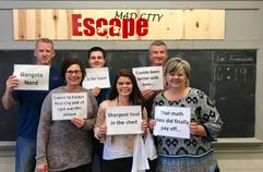 Escaped! 16:19