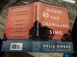 Review: Where the Crawdads Sing by Delia Owens