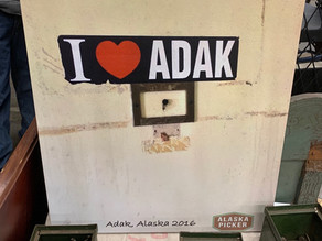Adak—A Rat's Nest, A Love Nest